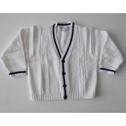 Cardigan en tricot pour bébés