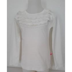 "T-shirt manches longues application  ""Voile"" -40%"